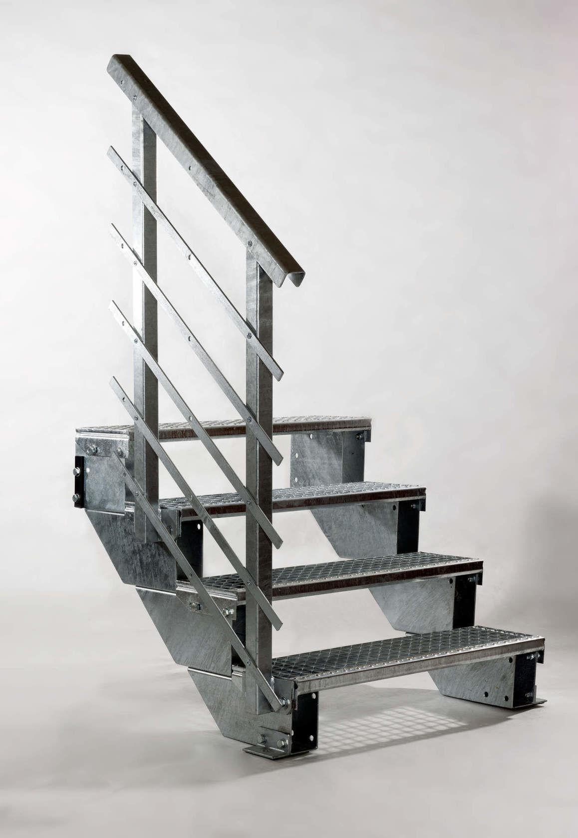 modultreppe der treppen bausatz f r heimwerker. Black Bedroom Furniture Sets. Home Design Ideas